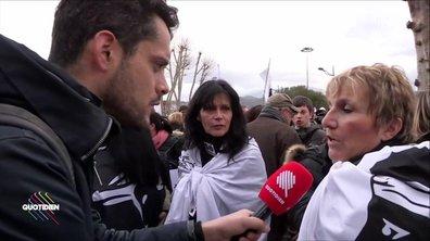 Corse : les nationalistes attendent Emmanuel Macron