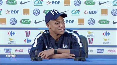 Coupe du monde 2018 : on prend des nouvelles de Kylian Mbappé