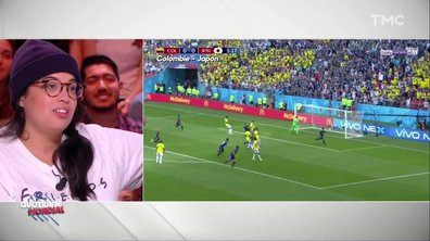 La Coupe du monde vue par Melha Bedia : la foire aux mains