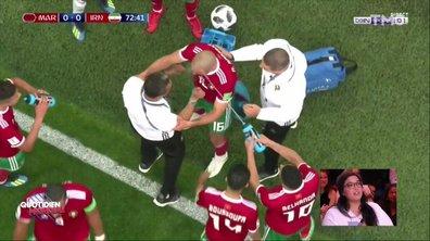 La Coupe du monde vue par Melha Bedia : les soigneurs version marocaine