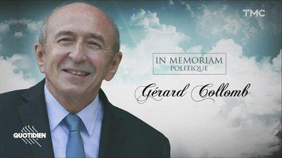 Démission de Gérard Collomb : on s'en rappellera avec émotion
