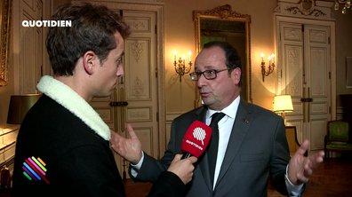 Drame d'Alep - l'interview de François Hollande en intégralité (exclu web)