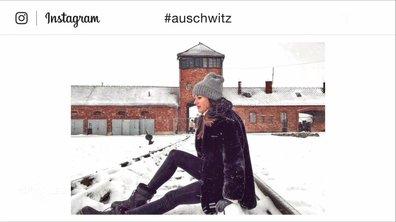 """Zoom – Excès de selfies : Auschwitz réclame une """"décence numérique"""" à ses visiteurs"""