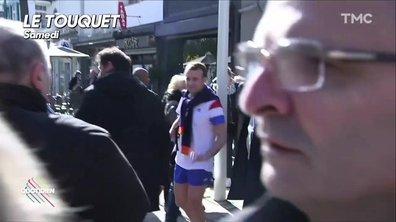 Profession Président : Emmanuel Macron, le Touquet et les mouettes