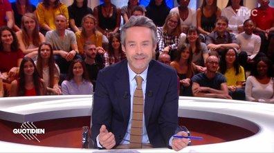 Fait du jour : Non, Laurent Wauquiez n'a toujours pas porté plainte contre Quotidien