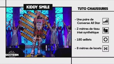 Flash Mode : le tuto chaussure de Kiddy Smile