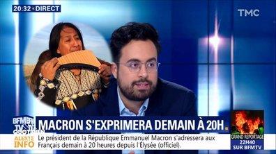 Il y a ceux qui veulent dire stop à la langue de bois... et il y a Mounir Mahjoubi