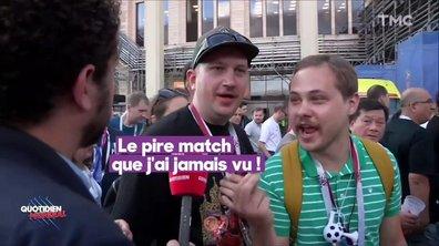 France-Danemark : le pire match du monde ? Les supporters sont ultra remontés