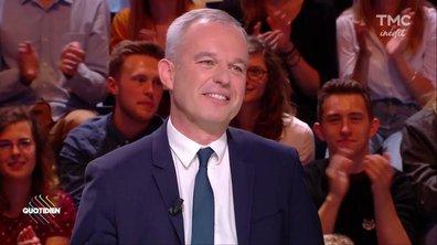Invité : François De Rugy, sa rentrée