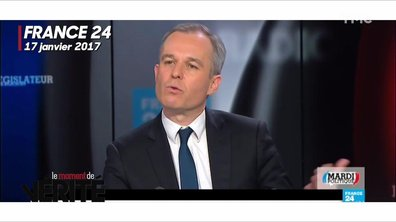 Quand François de Rugy taclait Emmanuel Macron