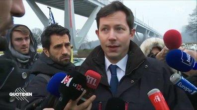 """François-Xavier Bellamy passe au contrôle """"qualité Laurent Wauquiez"""""""