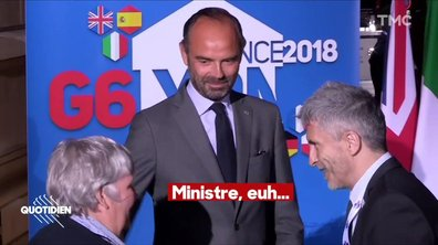 Edouard Philippe zappe complètement sa n°2 Jacqueline Gourault