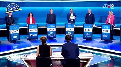 """Le grand n'importe quoi de """"L'Émission politique"""" spéciale européennes"""