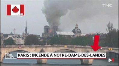 Mardi Canap : les gros fails autour de l'incendie de Notre Dame