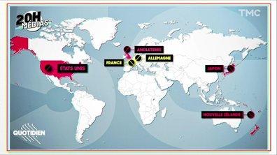 20h Médias : et si le géant chinois Huawei espionnait le monde entier ?