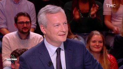 Invité : Bruno Le Maire, ministre de l'Économie et des Finances (Partie 1)