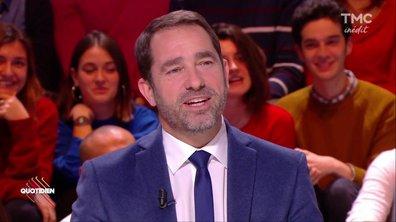 Invité : Christophe Castaner, l'hyper-actif, patron d'En Marche !
