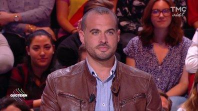 """Invité : Guillaume Lebeau, victime de la """"haine anti-flics"""""""