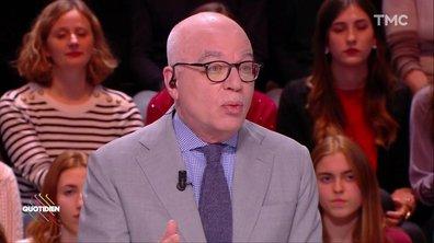 """Invité : Michael Wolff auteur du """"Feu et la Fureur"""" se confie à Quotidien"""