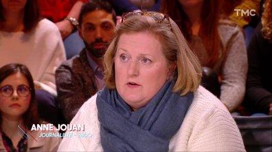 Invitée : Anne Jouan, auteure de l'enquête sur les accusations d'agression sexuelle contre Nicolas Hulot