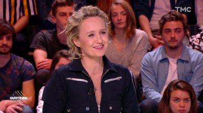 Invitée : Caroline Roux, première intervieweuse matinale de France