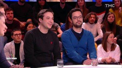 """Invités : Maxime Gueugneau et Simon Bourne-Bosson à la découverte de la """"Diagonale du vide"""""""