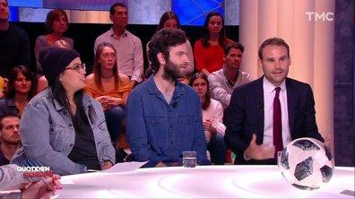 Invités : top départ de la Coupe du monde, avec Maxime Marchon et Cyrille Bret (Partie 1)