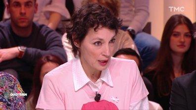 """Jeanne Balibar sur les violences faites aux femmes : """"On n'est pas obligés de dénoncer, il y a d'autres moyens"""""""