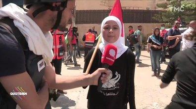 Jérusalem : tensions entre Palestiniens et Israéliens