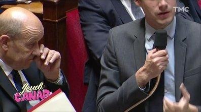 Jeudi Canap: grosse fatigue, fayotage et crottes de nez, la semaine des foufous de l'Assemblée