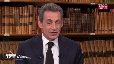 L'image du jour de Julien Bellver : la grosse confession de Nicolas Sarkozy