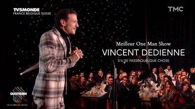 L'image du jour de Marc Beaugé : le fashion faux-pas de Vincent Dedienne