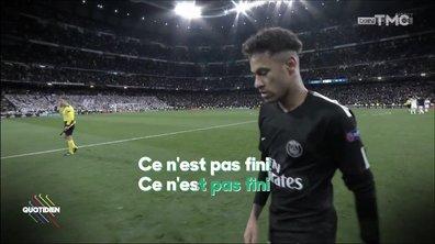 L'image du jour de Yann Barthès : reste-t-il un espoir au PSG ?