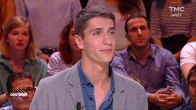 L'interview de Maxime Lledo, la nouvelle voix des Grandes Gueules
