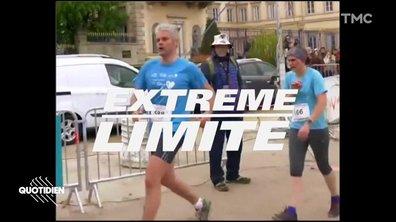 Laurent Wauquiez aime le sport… mais surtout les caméras