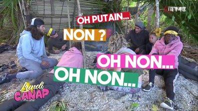 Lundi Canap : les aventuriers de Koh-Lanta déjà au bout du rouleau