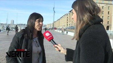 """Le Moment de vérité : Lydia Frentzel exige des """"excuses publiques"""" du RN Stéphane Ravier"""