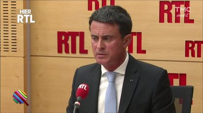 Manuel Valls drague Macron... et se prend un rateau
