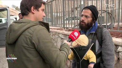 Martin Weill : son reportage à Jérusalem-Est