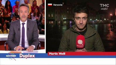 Martin Weill : Son enquête sur l'extrême droite en Pologne (2/2)
