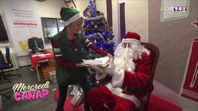 Mercredi Canap : la saison de Noël est lancée