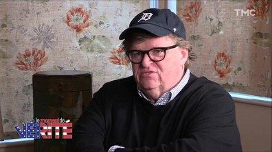 """Moment de vérité - Michael Moore : """"La vision que Trump a de sa présidence: être un raciste, un tyran et un menteur"""""""