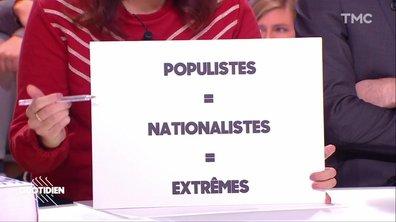 Moment de vérité : c'est quoi un populiste ?