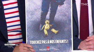 Le Moment de vérité : Christophe Castaner porte plainte contre la CGT