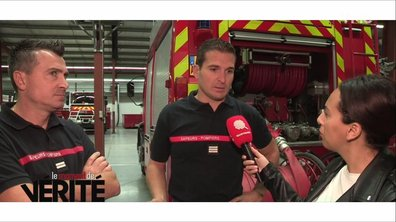 Moment de vérité : face aux violences, les pompiers lancent une campagne