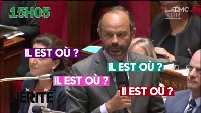Moment de vérité : Gérard Collomb, celui qui ne voulait plus être ministre