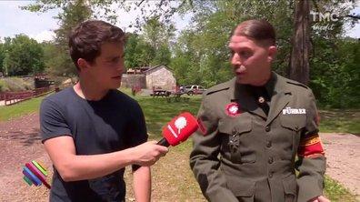 Ce nazi a demandé de s'appeler Hitler, Martin Weill l'a rencontré