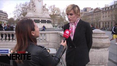 """Le Moment de vérité : """"Je ne me laisserai pas abattre"""" Julia, victime d'une agression transphobe à Paris, témoigne"""