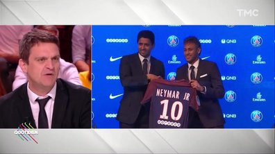 Neymar va-t-il quitter le PSG ? L'avis du journaliste Grégory Schneider