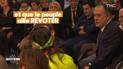 Zoom : on a remixé le clip d'Emmanuel Macron (AVEC les images qui le dérangent)